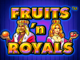 В клубе Вулкан Платинум Fruits And Royals